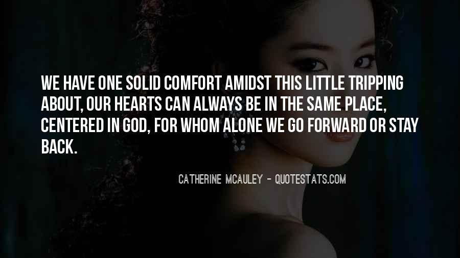 Comfort In God Quotes #908778