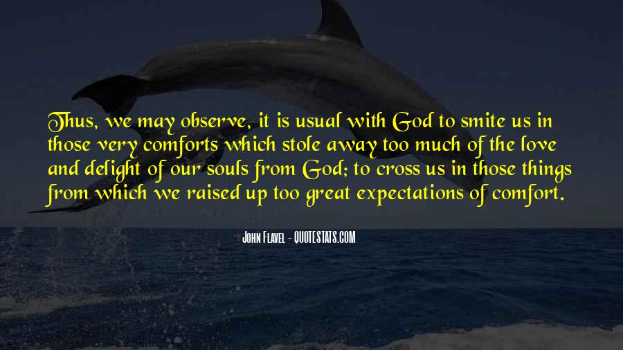 Comfort In God Quotes #910625