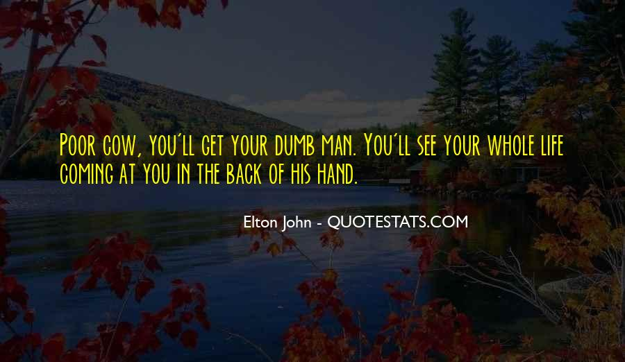Coming Back Into Your Life Quotes #410824