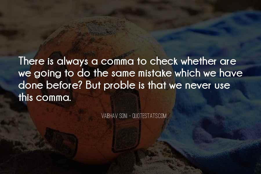 Comma Before The Quotes #1103201