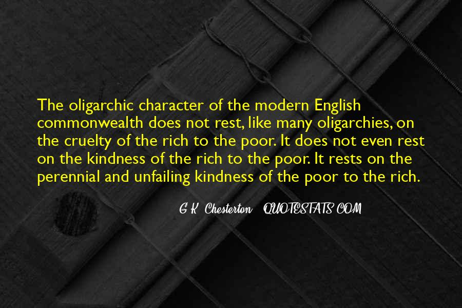 Quotes About The Poor And Rich #110017