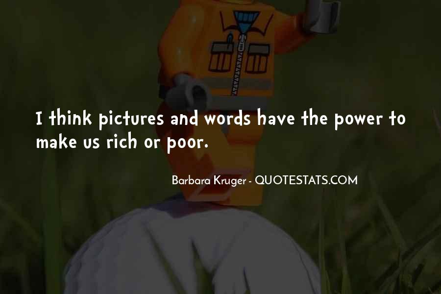 Quotes About The Poor And Rich #139950