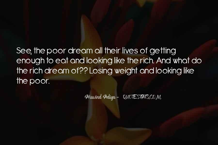 Quotes About The Poor And Rich #142742