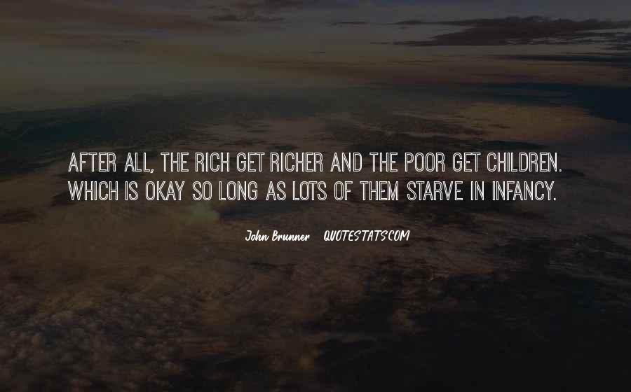 Quotes About The Poor And Rich #165410