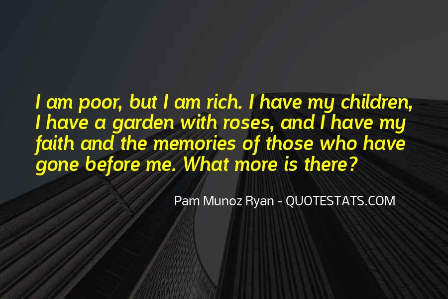 Quotes About The Poor And Rich #167599
