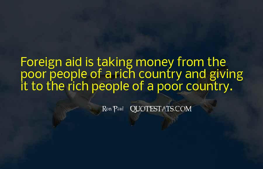 Quotes About The Poor And Rich #189867