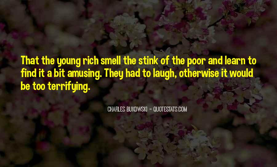 Quotes About The Poor And Rich #221411