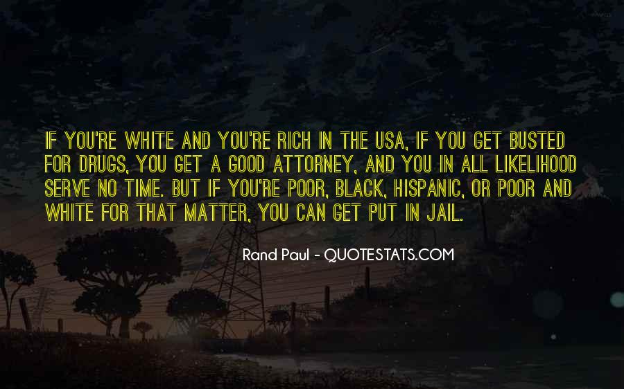Quotes About The Poor And Rich #290535