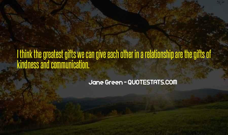 Communication For Relationship Quotes #777805