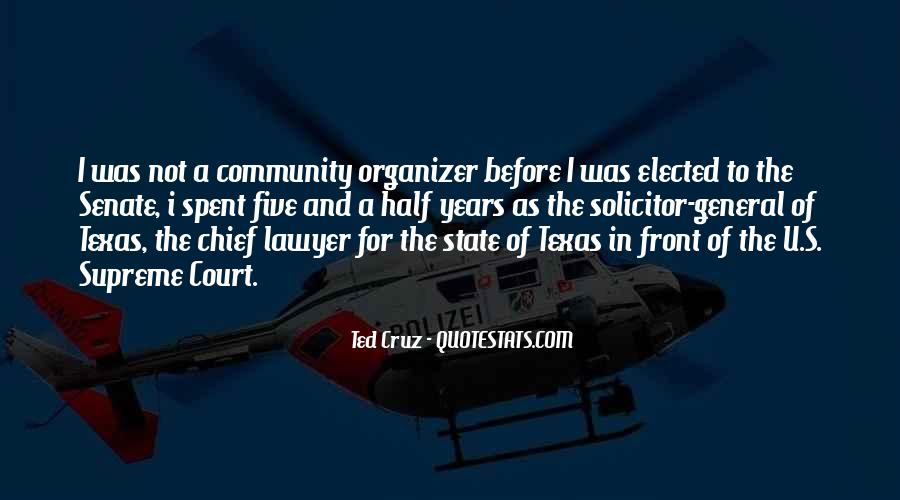 Community Organizer Quotes #122999