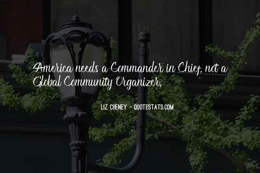 Community Organizer Quotes #1295535