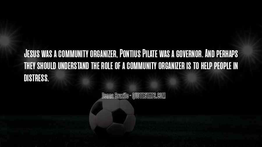 Community Organizer Quotes #1410261