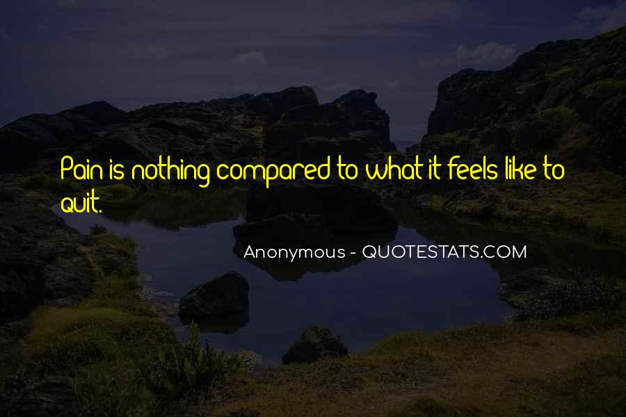 Compared To Ex Quotes #11455