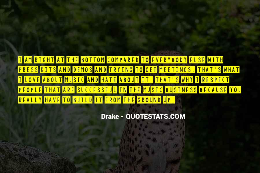 Compared To Ex Quotes #17385