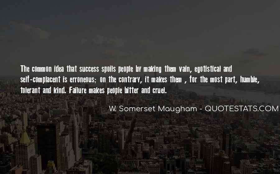 Complacent Quotes #461954
