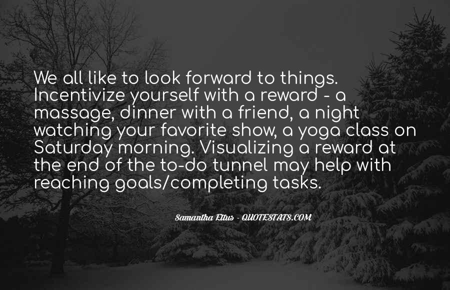 Completing Tasks Quotes #85111