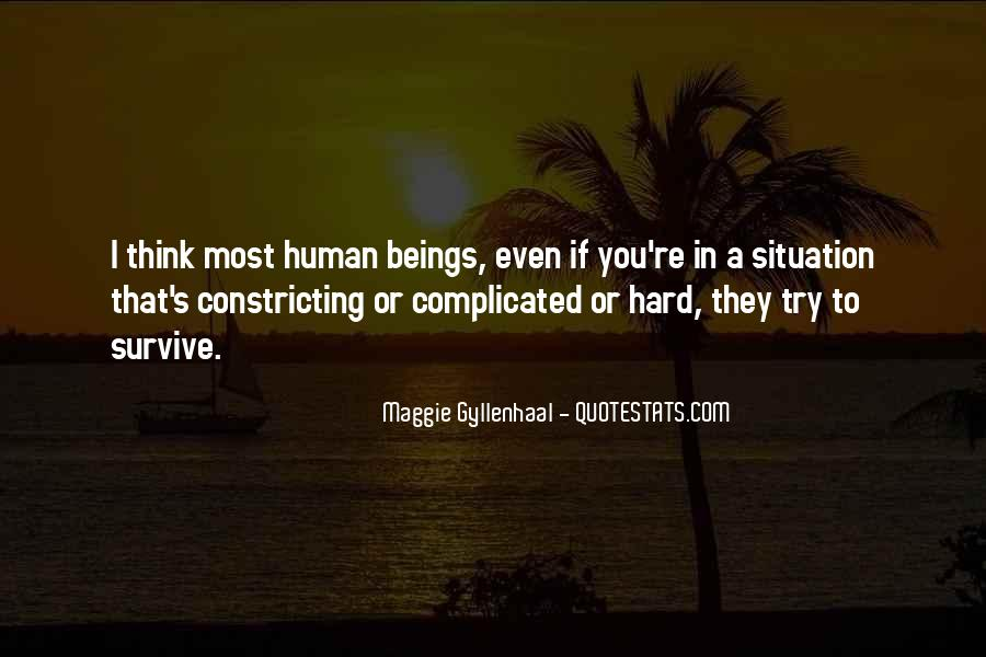 Complicated Situation Quotes #1784199
