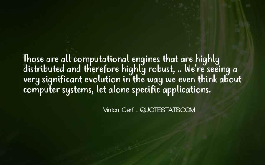 Computational Thinking Quotes #1795343