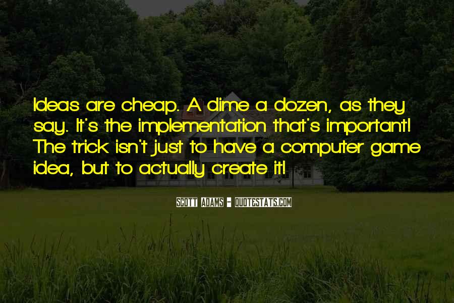 Computer Game Design Quotes #475433