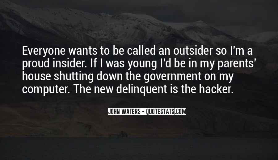 Computer Hacker Quotes #520892