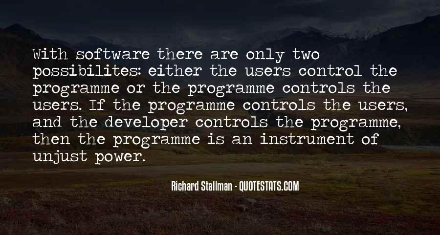 Computer Programme Quotes #735579