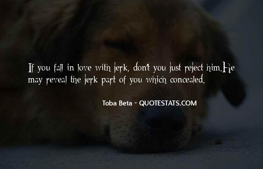 Conceal Love Quotes #802817
