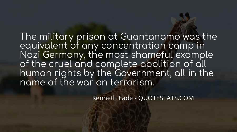 Concentration Camp Quotes #1219756
