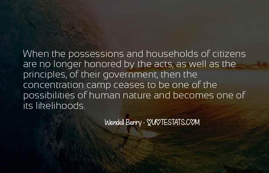 Concentration Camp Quotes #1609326