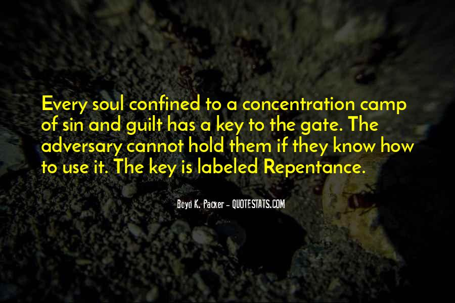 Concentration Camp Quotes #1781563