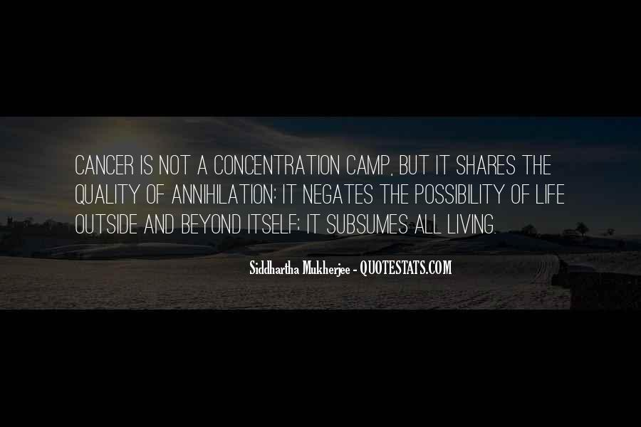 Concentration Camp Quotes #191258