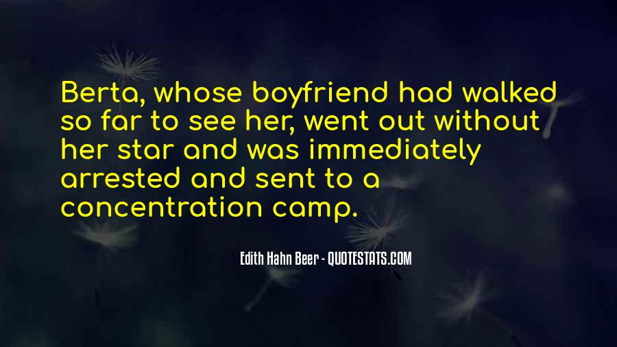 Concentration Camp Quotes #24655