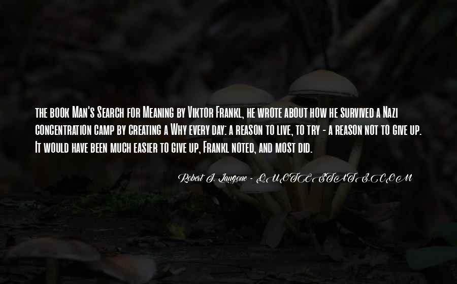 Concentration Camp Quotes #409518