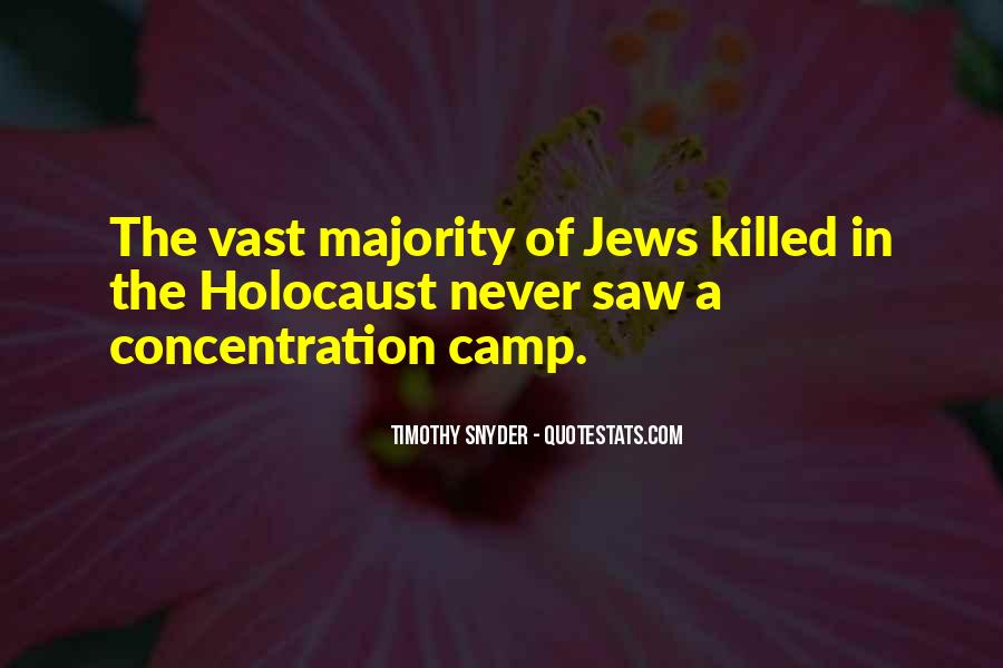 Concentration Camp Quotes #622067