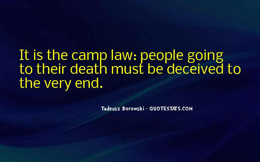 Concentration Camp Quotes #902807