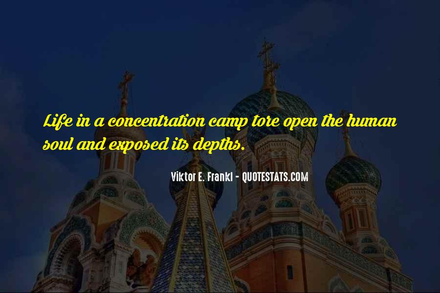 Concentration Camp Quotes #931409