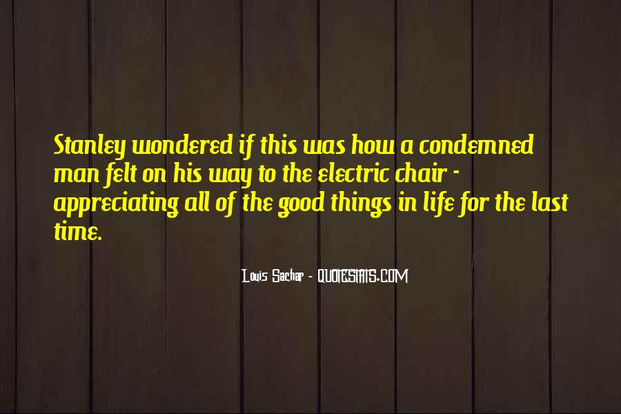 Condemned Quotes #111896
