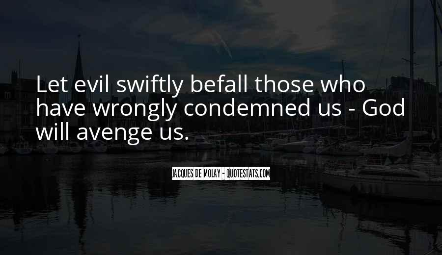 Condemned Quotes #187239