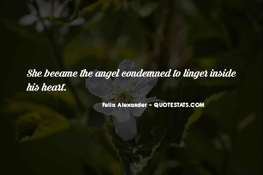 Condemned Quotes #212767