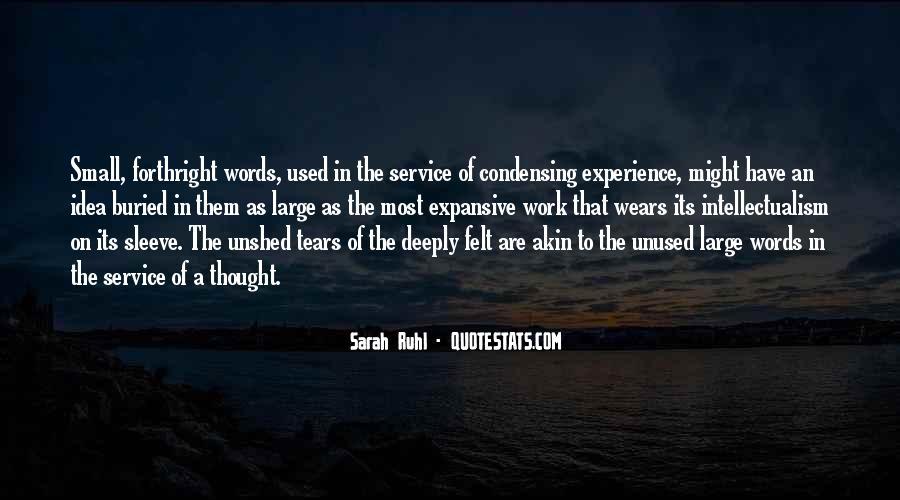 Condensing Quotes #596534