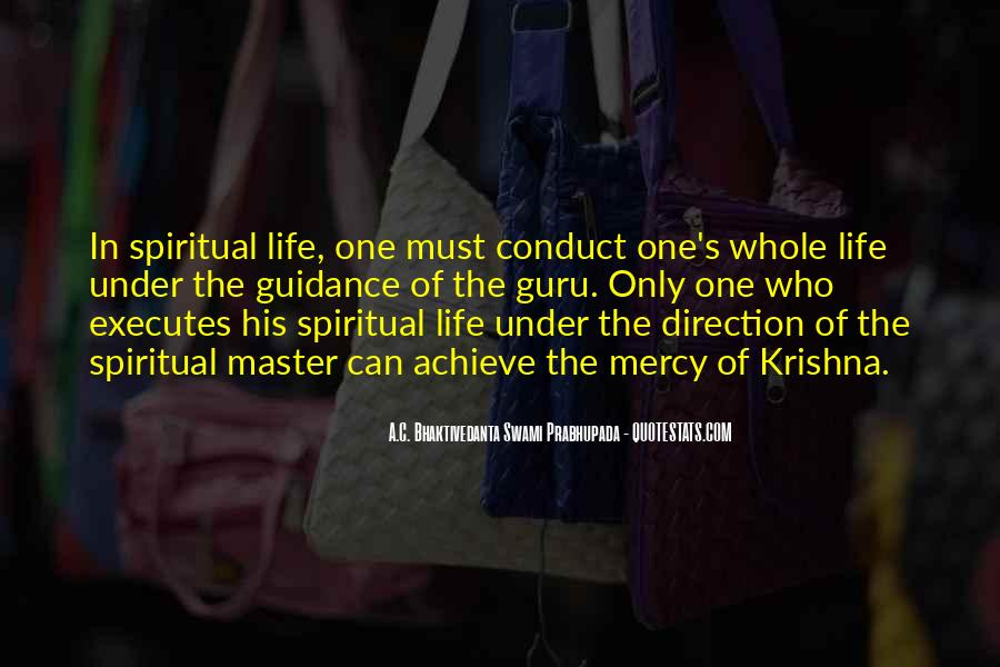 Conduct Of Life Quotes #588964