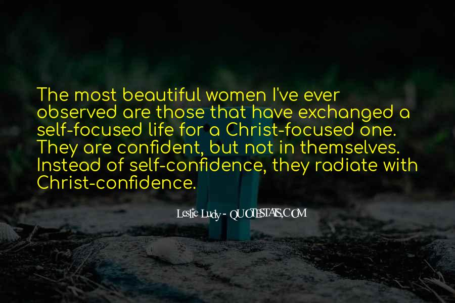 Confident And Beautiful Quotes #1157218