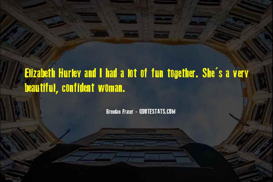 Confident And Beautiful Quotes #1521096