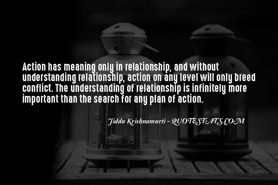 Top 43 Conflict And Relationship Quotes: Famous Quotes ...