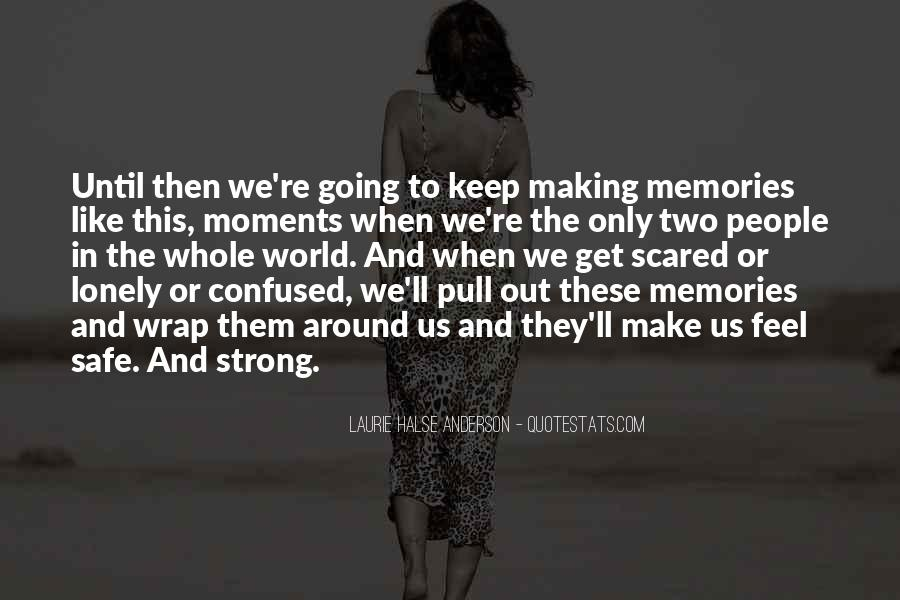 Confused And Scared Quotes #306466