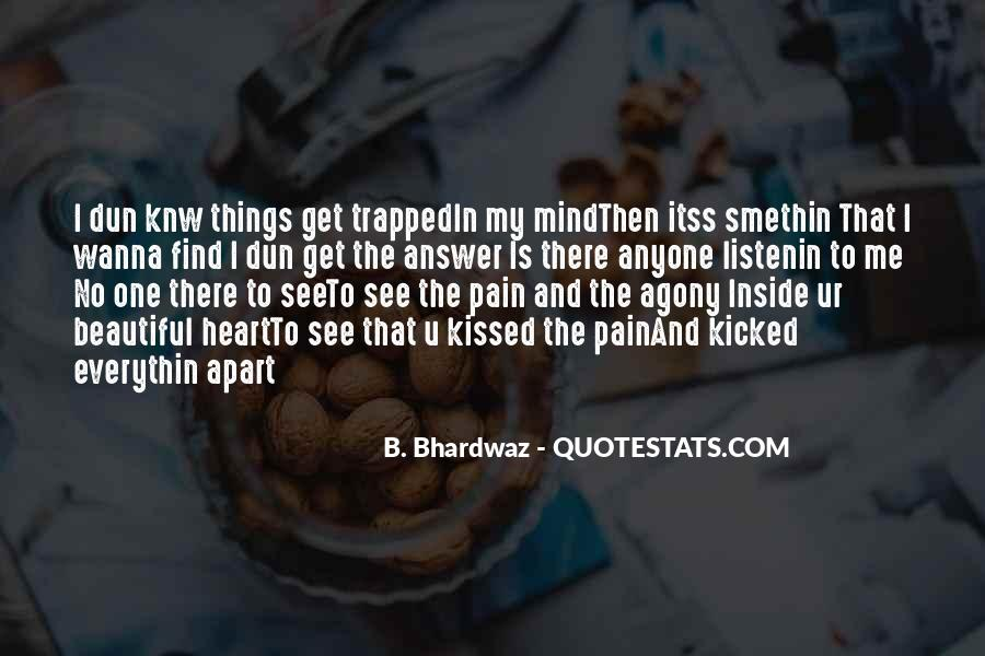 Confused Mind And Heart Quotes #511569