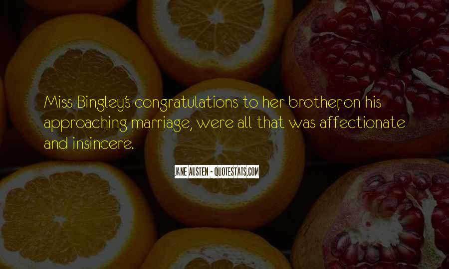 Congratulations For Marriage Quotes #1187