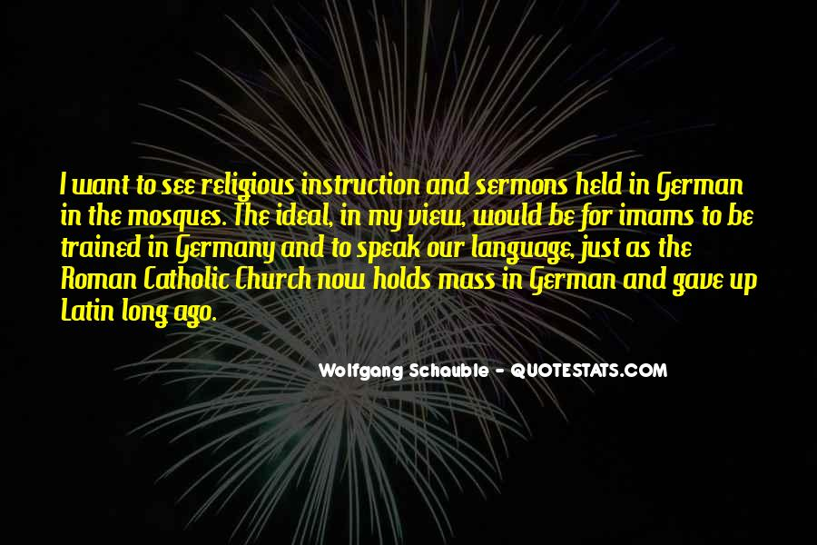 Quotes About Latin Language #1076620