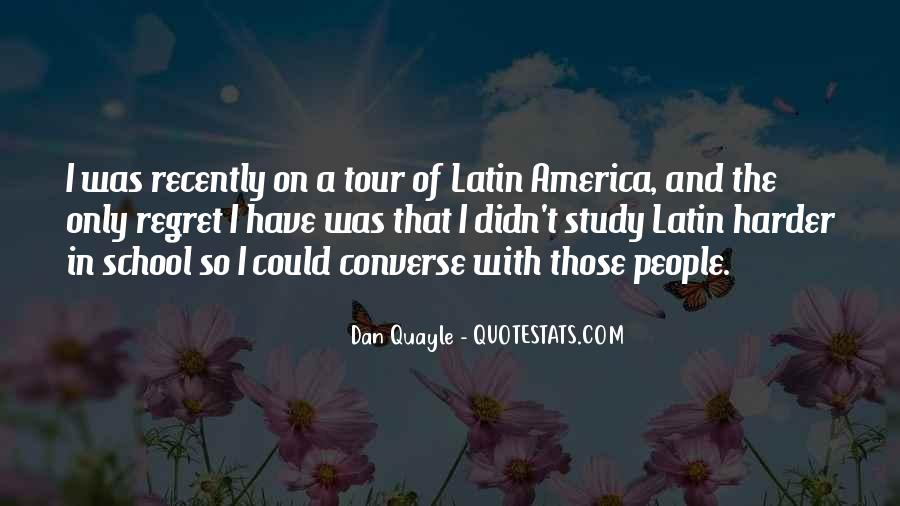 Quotes About Latin Language #1088669