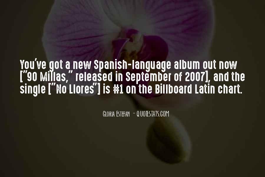 Quotes About Latin Language #1102127