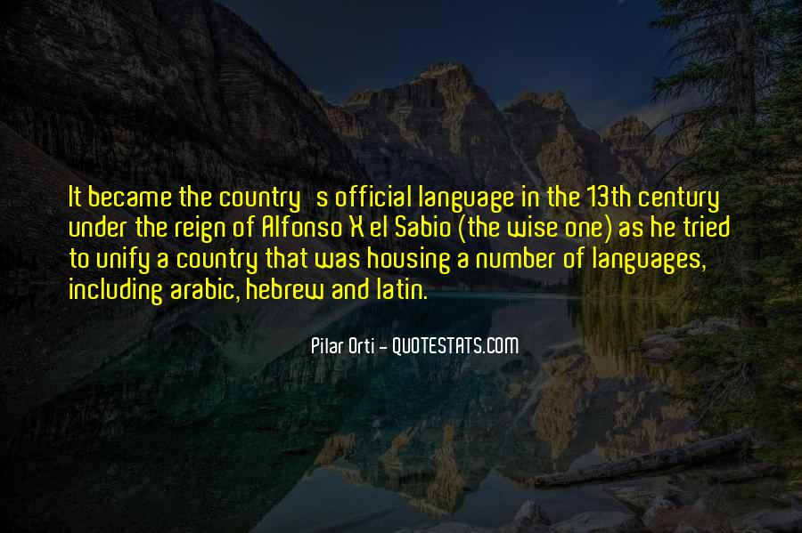 Quotes About Latin Language #1244202